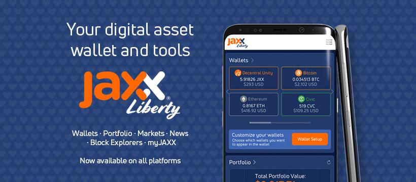 review of jaxx wallet