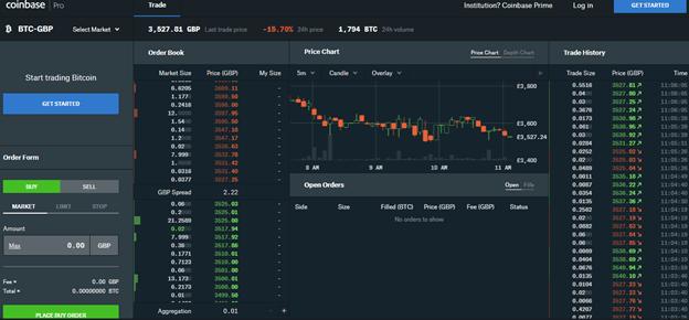 gdax btc trading)