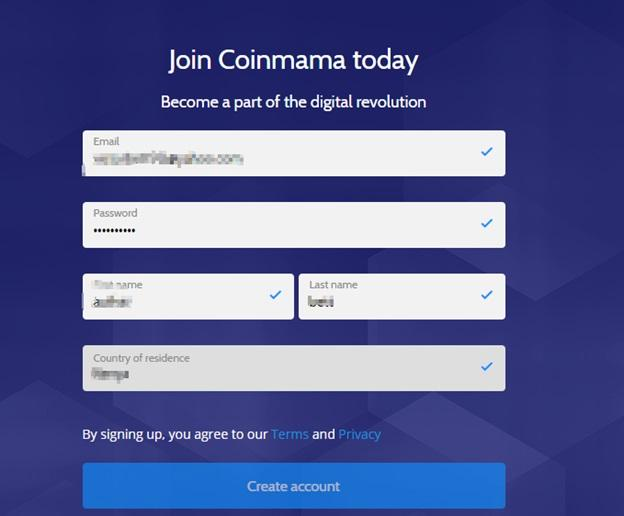 join coinmama today