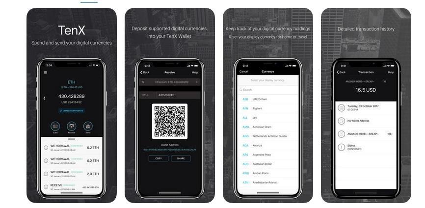 tenx app